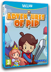 Adventures of Pip eShop cover (BAPP)
