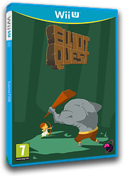 Elliot Quest eShop cover (BEQP)