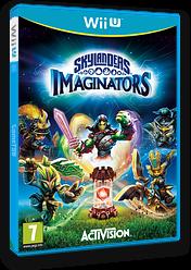 Skylanders Imaginators WiiU cover (BL6P52)