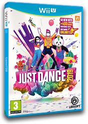 Just Dance 2019 WiiU cover (HJDP41)