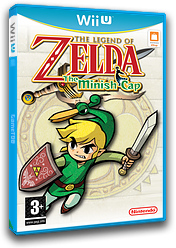 The Legend of Zelda: The Minish Cap VC-GBA cover (PAKP)