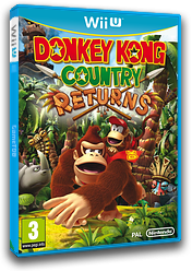 Donkey Kong Country Returns eShop cover (VABP)