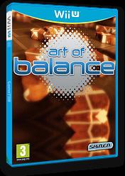 Art of Balance eShop cover (WABP)