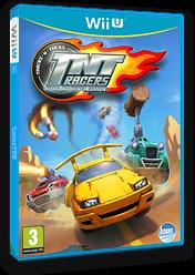 TNT Racers - Nitro Machines Edition eShop cover (WAYP)