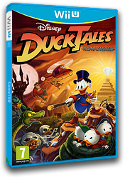 DuckTales: Remastered eShop cover (WDKP)