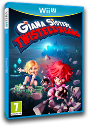 Giana Sisters: Twisted Dreams eShop cover (WGSP)