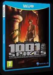 1001 Spikes eShop cover (WM9P)