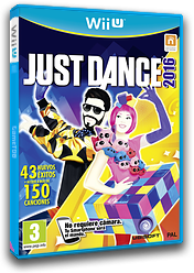 Just Dance 2016 WiiU cover (AJ6P41)