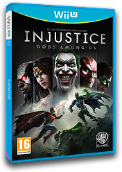 Injustice: Gods Among Us WiiU cover (AJSPWR)