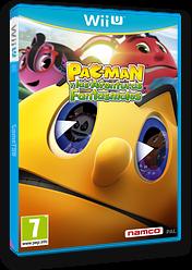 Pac-Man y las Aventuras Fantasmales WiiU cover (APCPAF)