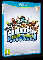 Skylanders: Swap Force WiiU cover (ASFP52)