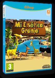 My Exotic Farm eShop cover (WEFP)