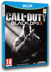 Call of Duty: Black Ops II pochette WiiU (AECP52)