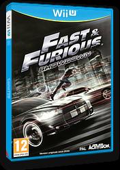 Fast and Furious:Showdown pochette WiiU (AF6P52)