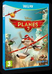Disney Planes: Fire & Rescue pochette WiiU (AFRPVZ)