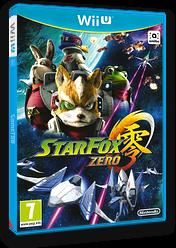Star Fox Zero pochette WiiU (AFXP01)