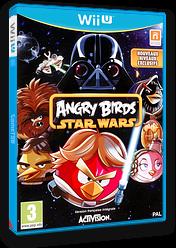 Angry Birds Star Wars pochette WiiU (AGRP52)