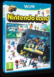 Nintendo Land pochette WiiU (ALCP01)