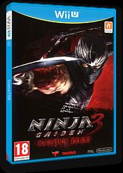 Ninja Gaiden 3: Razor's Edge pochette WiiU (ANGP01)