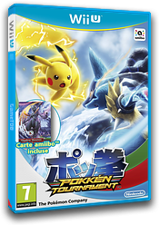 Pokkén Tournament pochette WiiU (APKP01)