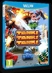 Tank! Tank! Tank! pochette WiiU (ATKPAF)
