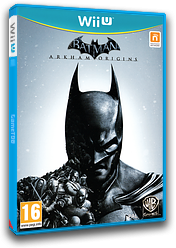 Batman:Arkham Origins pochette WiiU (AZEPWR)