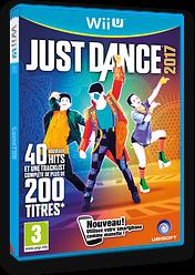 Just Dance 2017 pochette WiiU (BJ7P41)