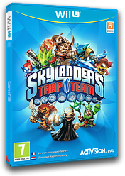 Skylanders: Trap Team pochette WiiU (BK7P52)