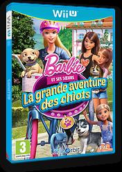 Barbie et ses soeurs:La grande aventure des chiots pochette WiiU (BRQPVZ)