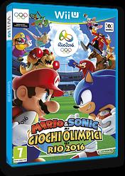 Mario & Sonic ai Giochi Olimpici di Rio 2016 WiiU cover (ABJP01)