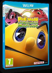Pac-Man e le Avventure Mostruose WiiU cover (APCPAF)