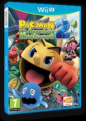 Pac-Man e le Avventure Mostruose 2 WiiU cover (BPMPAF)