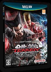 鉄拳タッグトーナメント2 Wii U エディション WiiU cover (AKNJAF)