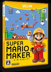 スーパーマリオメーカー WiiU cover (AMAJ01)