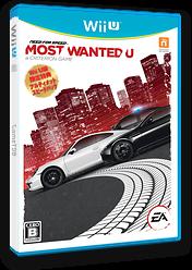 ニード・フォー・スピード モスト・ウォンテッドU WiiU cover (ANSJ13)