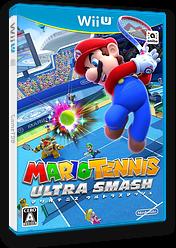 マリオテニス ウルトラスマッシュ WiiU cover (AVXJ01)