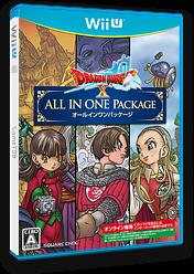 ドラゴンクエストX オールインワンパッケージ WiiU cover (BDQJGD)