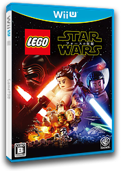 LEGO スター・ウォーズ/フォースの覚醒 WiiU cover (BLGJWR)