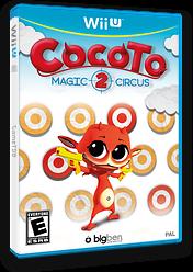 Cocoto Magic Circus 2 eShop cover (ACCE)