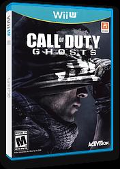 Call of Duty: Ghosts WiiU cover (ACPE52)