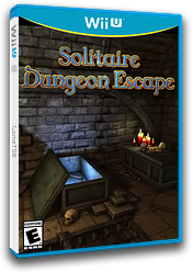 Solitaire Dungeon Escape eShop cover (AD7E)