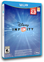 Disney Infinity: Marvel Super Heroes - 2.0 Edition WiiU cover (ADRE4Q)
