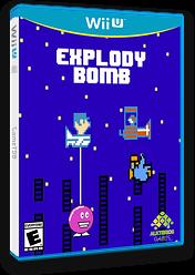Explody Bomb eShop cover (AEXE)