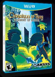 Chronicles of Teddy: Harmony of Exidus eShop cover (AF2E)