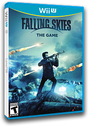 Falling Skies: The Game eShop cover (AF8E)