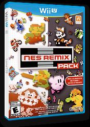 NES Remix Pack WiiU cover (AFDE01)