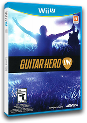 Guitar Hero Live WiiU cover (AGNE52)