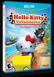 Hello Kitty Kruisers WiiU cover (AHKEYM)