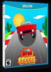 Hot Rod Racer eShop cover (AHZE)