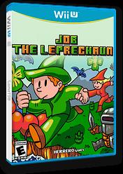 Job the Leprechaun eShop cover (AJLE)
